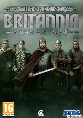 А Total War Saga Thrones of Britannia