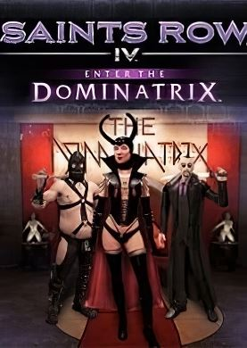 Saints Row: 4 - Enter The Dominatrix